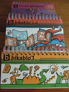 zestaw książek Bikablo http://www.experiencecorner.com/pl/searchquery/bikablo/1/phot/5?url=bikablo