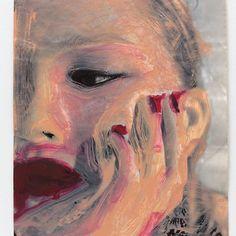 "Join us TONIGHT!  Opening Reception for Douglas Sheran's solo exhibition ""facia obscura"" at Jack Fischer Gallery (4 - 6pm)   #linkinprofile #douglassheran #magazine #fashion #art #JackFischerGallery #art #developmentaldisability"