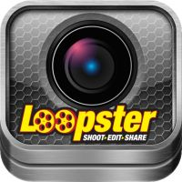 """Loopster is a free online video editing site but it can upgrade for more services and to get rid of the """"Loopster"""" logo"""