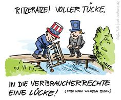 illustrations de wilhelm busch | Wilhelm Busch Archives - Cartoons, Karikaturen, Illustration, Grafik ...