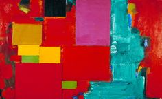 Hans Hofmann 'Pompeii', 1959 © The estate of Hans Hofmann Abstract Painters, Abstract Photos, Abstract Art, Action Painting, Image Painting, Hans Hofmann, Collage, Pompeii, Geometric Art