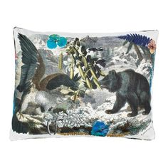 Christian Lacroix Crazy Nature Onyx Cushion