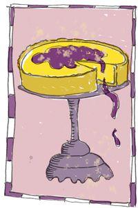 recept-citroen-cheesecake van yvette... lijkt mij typisch iets voor de zomer!
