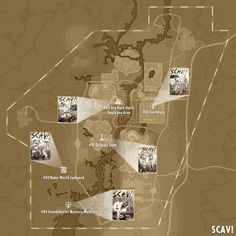 Scav mag Nuka World Fallout 4 Map, Fallout 4 Nuka World, Fallout Facts, Fallout Game, Fallout Vault, Fallout Comics, Fallout 4 Secrets, Fallout Tips, Fallout 4 Locations