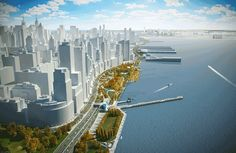 Riverside Park South Celebrates New York's Industrial Past