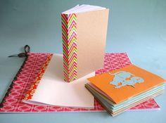 Ways to Bind a Homemade Book
