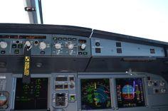 Flight Deck Fan Pic from high over the Atlantic.  #Airbus #Aviation #Avgeek #Flight www.Sierrahotel.net Fan Picture, Flight Deck, Aviation, Pictures, Photos, Air Ride, Resim, Clip Art