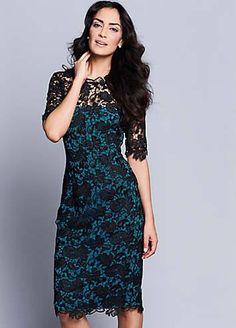 Exquisite Lace Dress £109.00