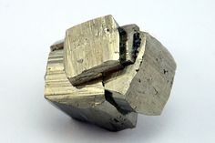 Pyrite Crystal Pyrite Specimen Cubic Pyrite by RhodopeMinerals