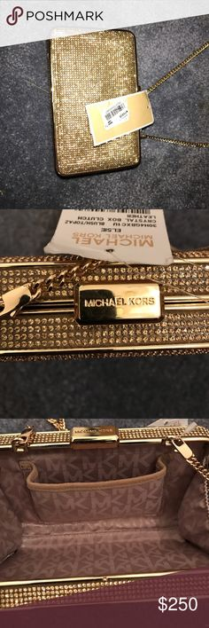 Authentic Micheal Kors Purse Brand new with tags MICHAEL Michael Kors Bags Clutches & Wristlets