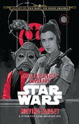 From My Bookshelf 2015: My review of Star Wars: Moving Target: A Princess Leia Adventure by Cecil Castellucci & Jason Fry, illustrated by Phil Noto, from Disney Lucasfilm Press, 2015