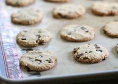 paleo cookie recipe image