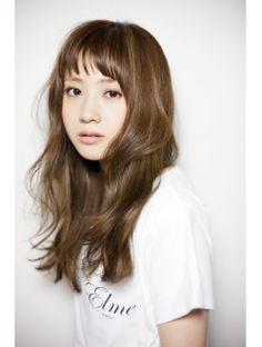エルメ Elme Elme Style !! 7 hair 代表 武田 make 山崎 ヘアカタログ hair ロング