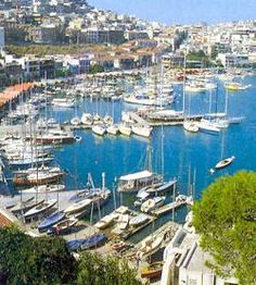 Piraeus Port, Greece