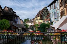 I really do not have enough words to describe this village. I'm thinking of 'stunning, beautiful, fabulous, wonderful, delightful, pretty, awesome….' and so many more. But actually, the only way to describe this beautiful place is in photos. So beautiful Colmar is located 42 miles (68 km) south-southwest of Strasbourg. If ever you are near, […] The post Colmar France – A Pretty Beautiful Destination appeared first on TRAVEL AND HOME®. Words To Describe, Strasbourg, The Only Way, Travel Destinations, Dreaming Of You, Beautiful Places, France, Pretty, Road Trip Destinations