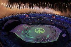 リオ・オリンピック開会式 // イルミナティの儀式
