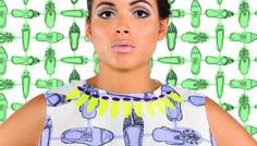 Zahra Jaan. Chelsea MA Textiles 2013