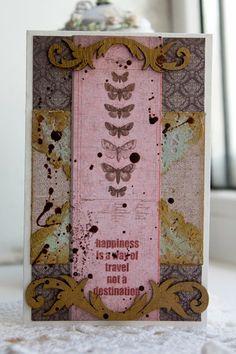 Vintage Butterflies by Frau_Muller