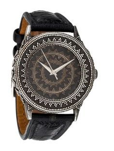 John Hardy Textured Watch