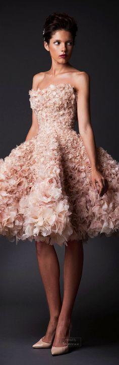vestido de ensueños color rosa pastel