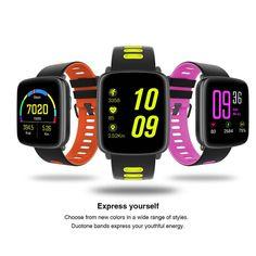 Smartwatch GV68 Waterproof  Bluetooth Sports Pro Monitor Wristwatch #Affiliate