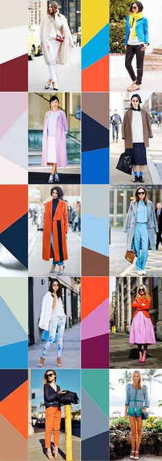 Styles to Steal: Chic Color Combinations To Wear This Spring