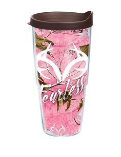 Realtree® Fearless Pink 24-oz. Tervis Tumbler | Stage Stores