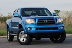 toyota trucks | Love the color