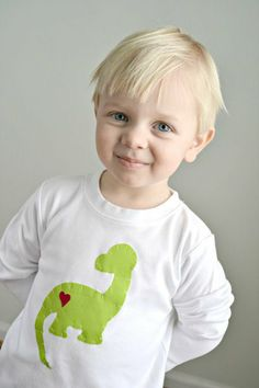 9 Valentine's Day Tees to Fall in Love With >> http://redtri.co/1g1NECl #ValentinesDay #Kids #Clothing
