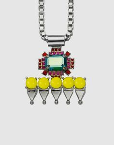 Inpired by Roisin Murphy - Mawi Necklace  Shop: http://bit.ly/KOOktd