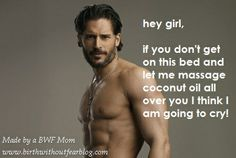 To hell with Ryan Gosling, I'm all about Alcide!