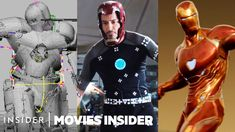 Iron Man One, Iron Man Suit, Marvel Animation, Chroma Key, Movie Facts, Man Movies, Science And Technology, Cinematography, Marvel Comics