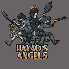 Hayao's Angels