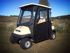 Encompass Enclosure for Golf Carts Golf Cart Enclosures, Golf Carts