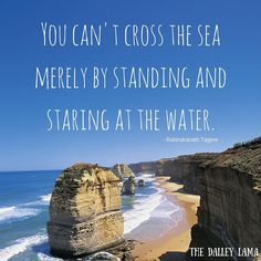 Standing and staring will never get you where you need to go! #jumpin #takeaction