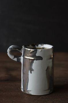 屋漏痕 咖啡杯