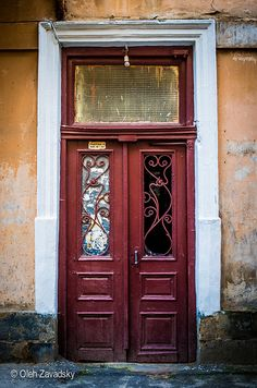 The Door by Oleh Zavadsky, via Flickr
