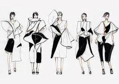 Résultats de recherche d'images pour « stylisme dessin technique »