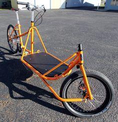 CETMA Cargo bike home