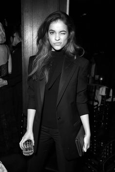 senyahearts:  Barbara Palvin - Elle Style Awards (18/02/2014)