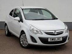 Vehicle details for 2012 (61) Vauxhall Corsa