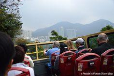 Exploring Hong Kong on the Big Bus Tour - Hop On / Hop Off As You Wish! -