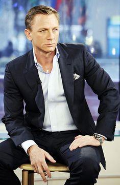 Daniel Craig, l'espion qu'on aimait