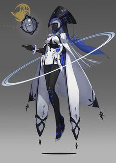Pixiv Id 9525019 Mobile Wallpaper - Zerochan Anime Image Board Female Character Design, Character Design References, Character Design Inspiration, Character Concept, Character Art, Concept Art, Character Types, Fantasy Characters, Female Characters