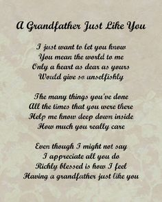 Happy Father's Day Quotes, Messages, Sayings & Cards Happy Father's Day Poems and Wishes 2015 Happy Fathers Day Poems, Message For Fathers Day, Fathers Day Sayings, Daddy Poems, Poems About Fathers, Happy Fathers Day Brother, Dad Sayings, Fathers Love, Grandmother Poem