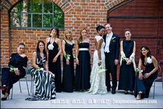Swirling and Marriage: Beyond Black & White blog. Interracial wedding in Sweden   #bwwm #wmbw