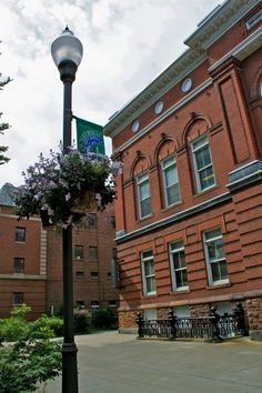 The Waterville Opera House and City Hall building. The Opera House hosts the Maine International Film Festival each year in July. Waterville Maine, Colby College, Mountain Bike Trails, Our Town, Life List, Local Attractions, Rafting, Holidays And Events, Outdoor Activities