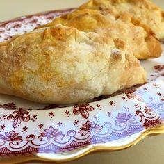 Empanadas de poulet et oignons