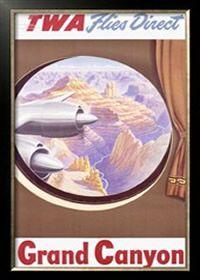 TWA Flies Direct Grand Canyon
