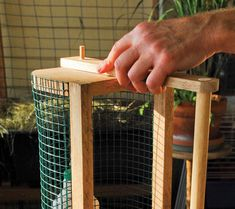 DIY Plans: Build a Garden Harvest Basket - Farm and Garden - GRIT Magazine
